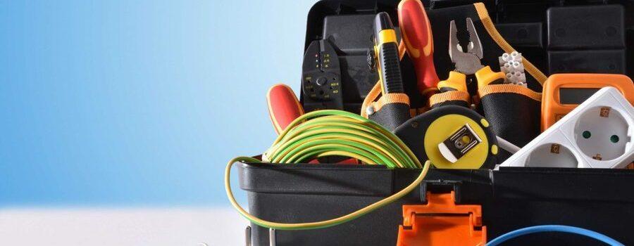 ferramentas para eletricista