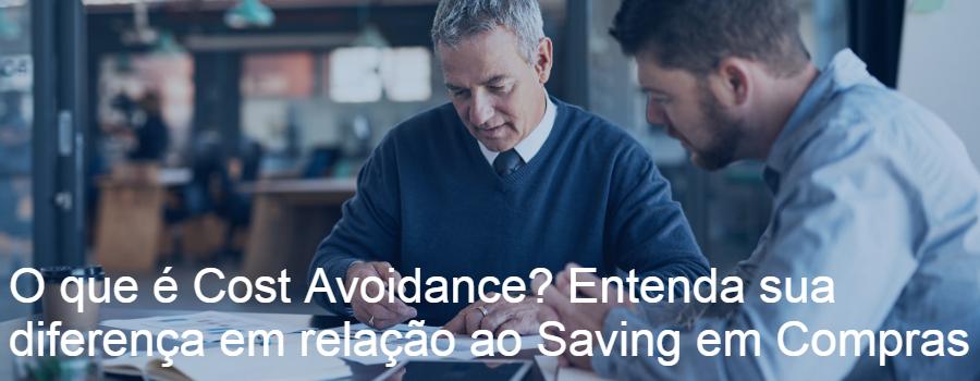 Cost Avoidance