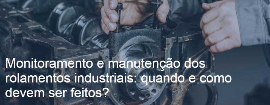 Rolamentos industriais